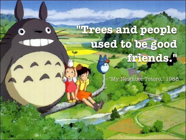 totoro quote