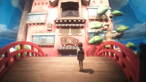 Studio Ghibli exhibit in Seoul
