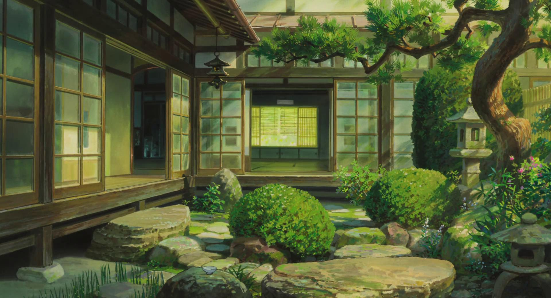 50 high res desktop backgrounds from the wind rises for Wallpaper traditional home