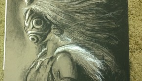princess mononoke charcoal