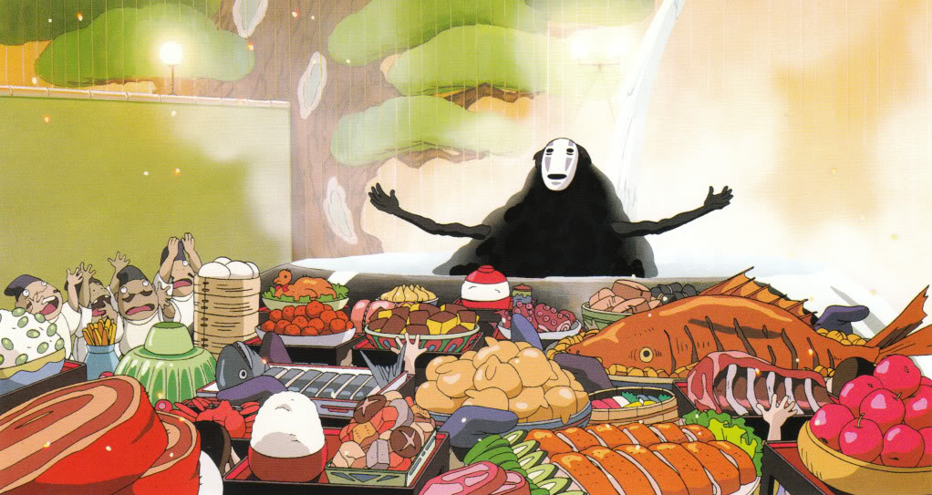 no-face-food-spirited-away