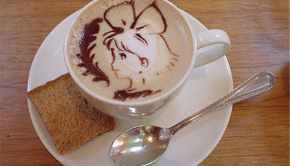 kikis delivery service latte