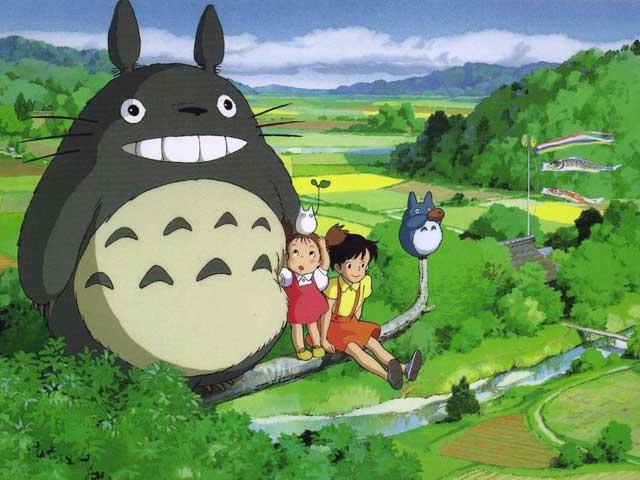 04 - My Neighbor Totoro