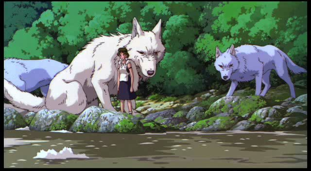 14 - Princess Mononoke