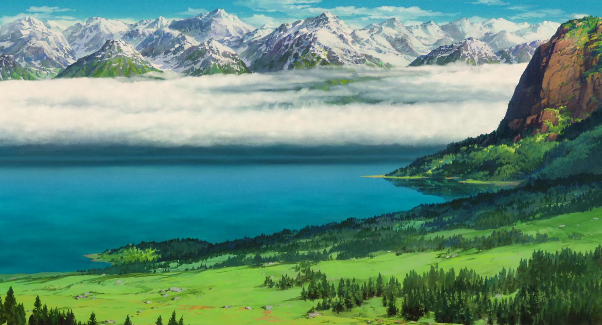 Hd Ghibli Wallpaper 1080: Studio Ghibli Wallpapers
