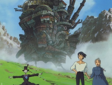 iphone wallpaper howls moving castle