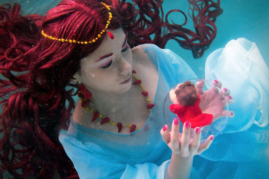 ponyo___the_sea_goddess_and_her_daughter_by_arlo_arleh-d5tc1p9