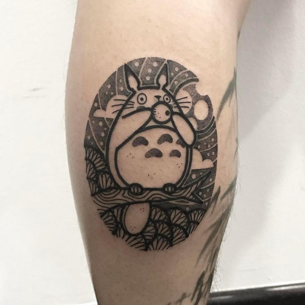 totoro_tattoo
