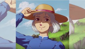 Speed Paint of Sophie From Howl's Moving Castle