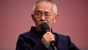 Producer of Studio Ghilbli Toshio Suzuki