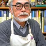 Anime director Hayao Miyazaki (Asahi Shimbun file photo)