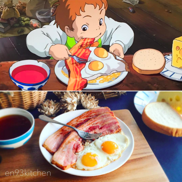 1-StudioGhibli-Films-Food-Creativity