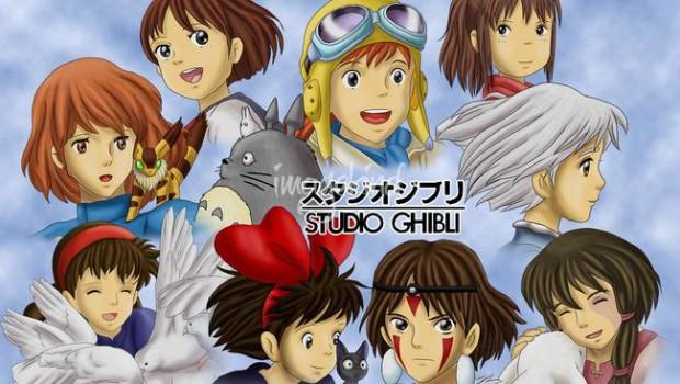 Studio-Ghibli-Girls_art