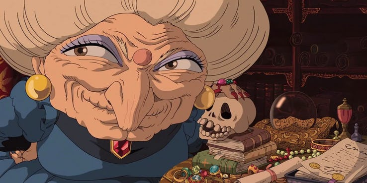 Yubaba-Spirited-Away