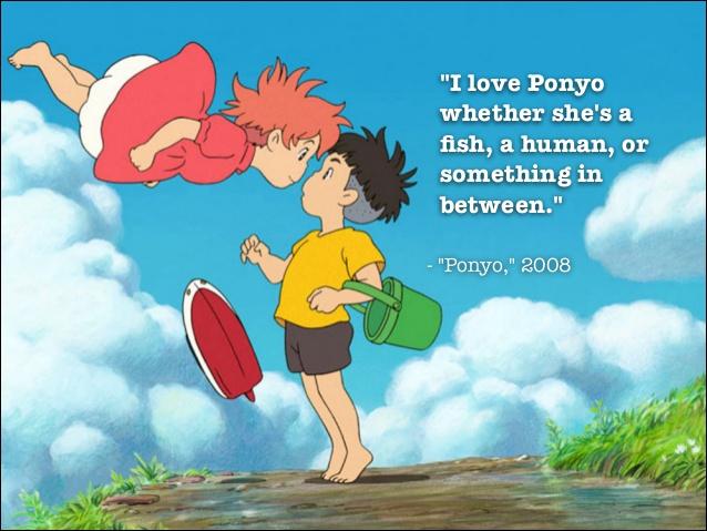 ponyo quote