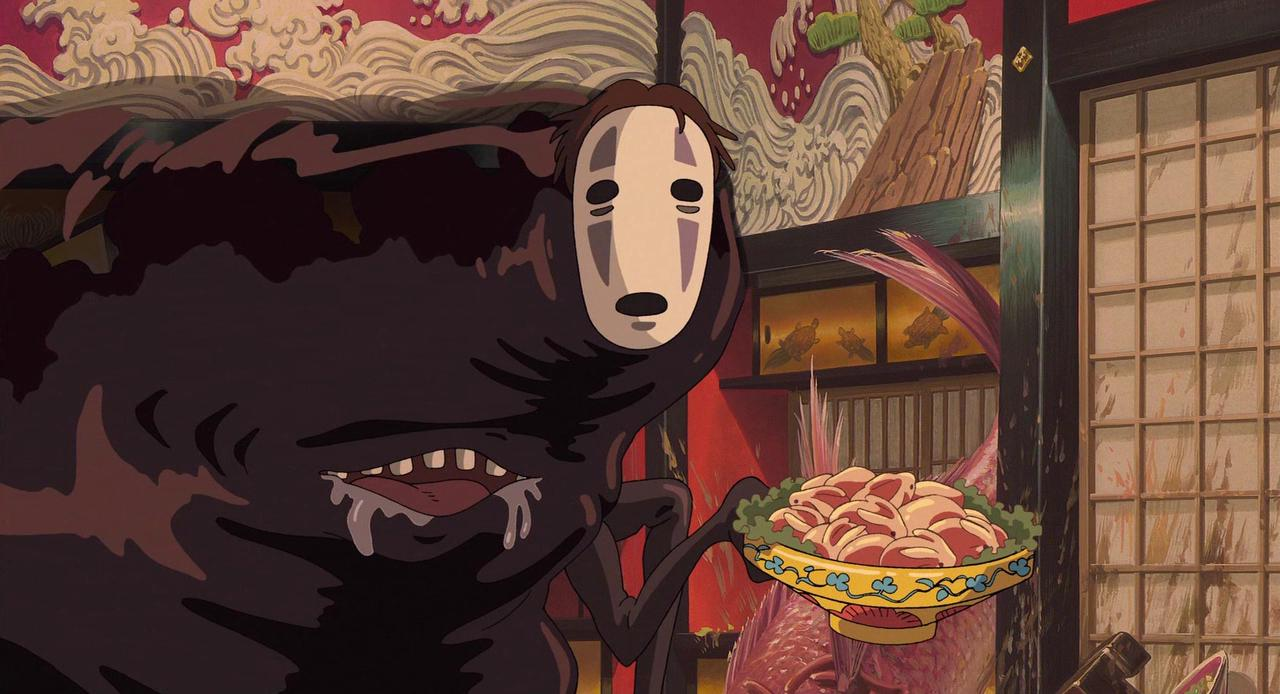 no face food
