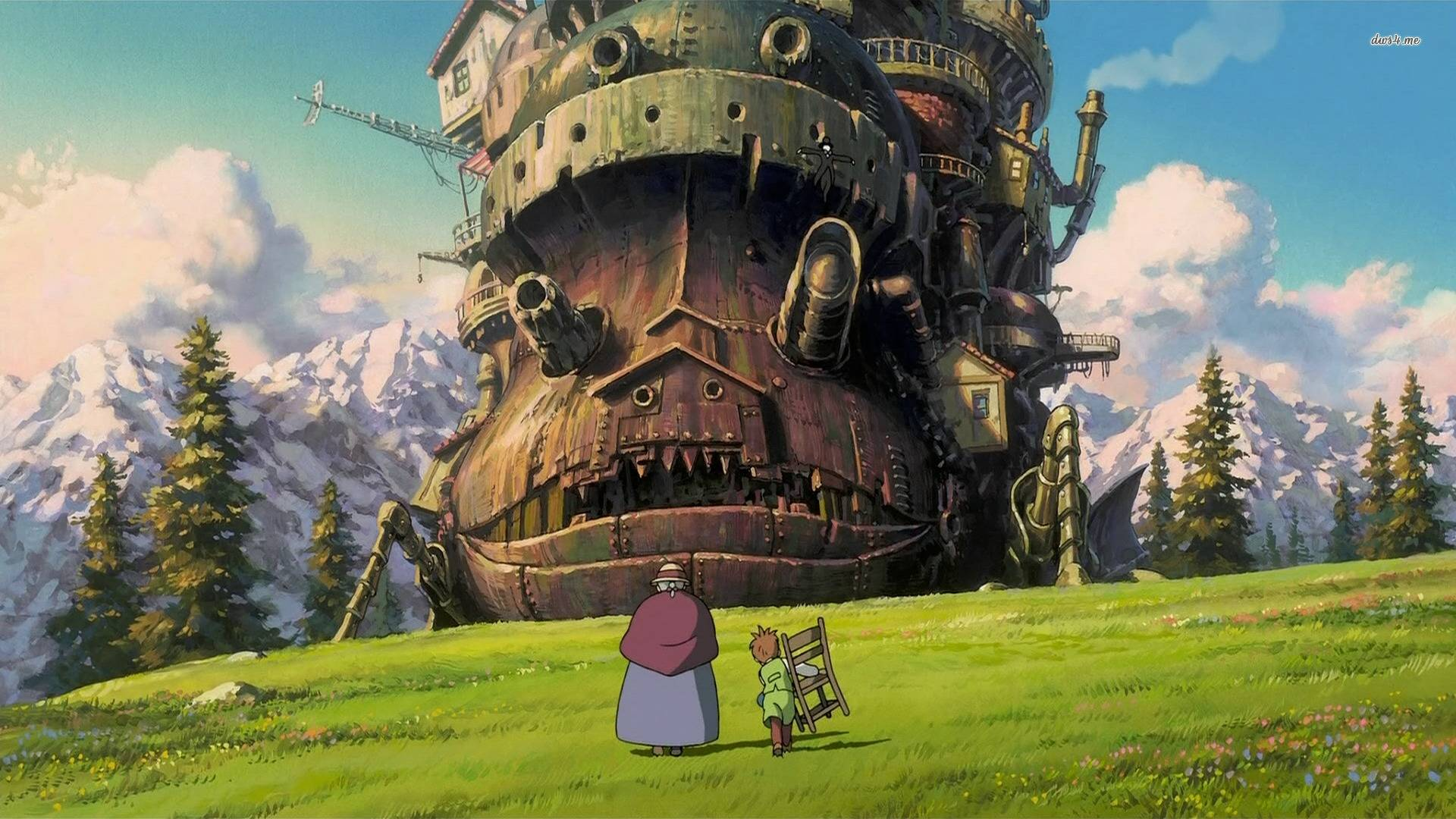 Studio Ghibli Wallpapers Archives Studio Ghibli Movies
