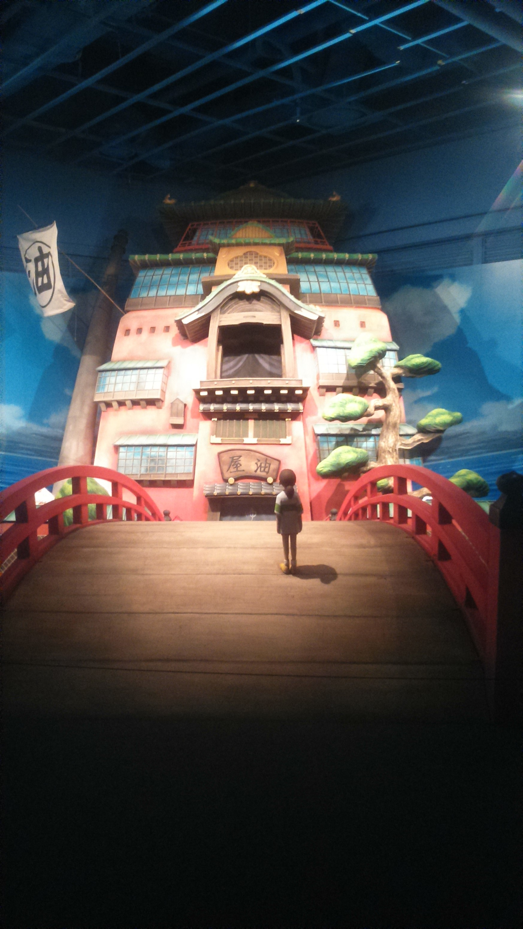Studio Ghibli exhibit in Seoul
