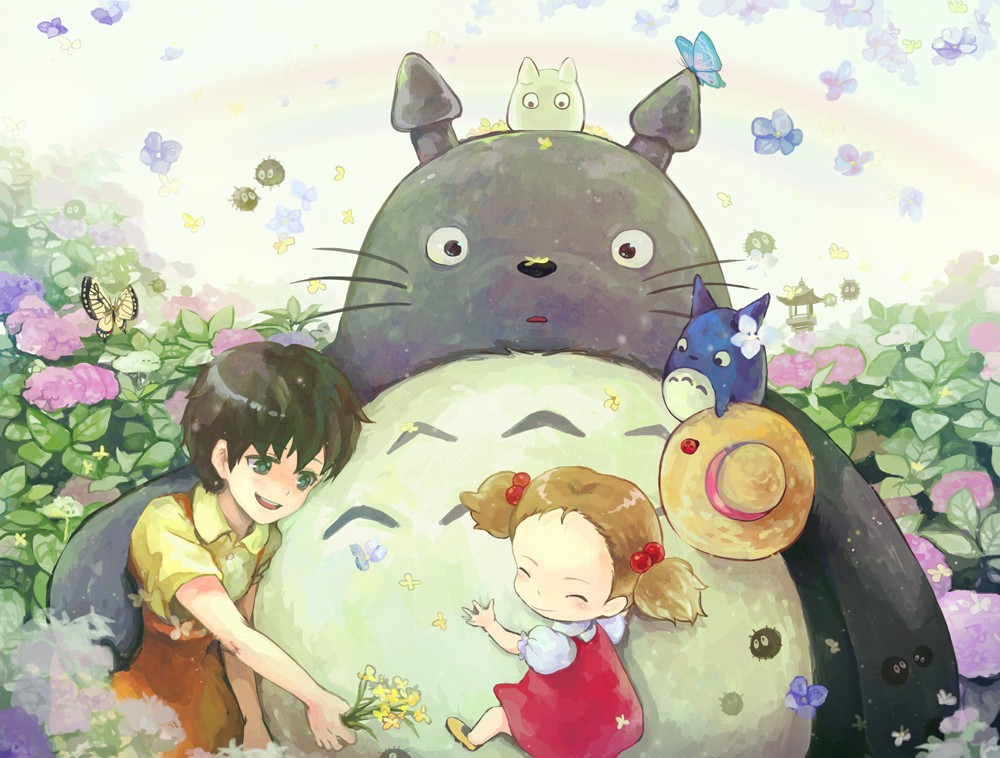 01 - My Neighbor Totoro