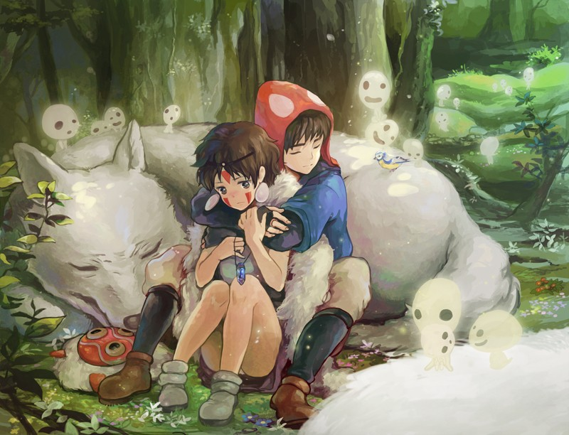 04 - Princess Mononoke