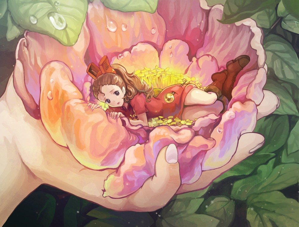 08 - The Secret World of Arietty