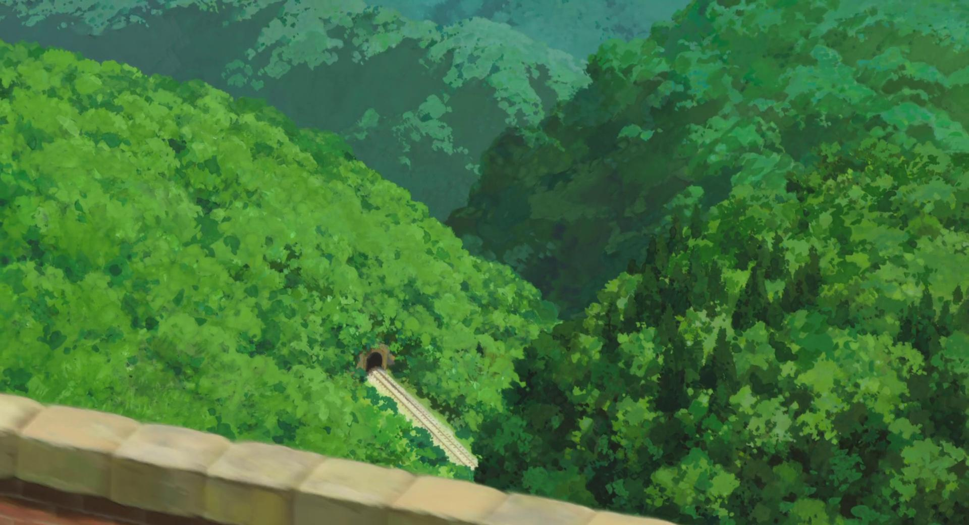 50 High Res Desktop Backgrounds From The Wind Rises