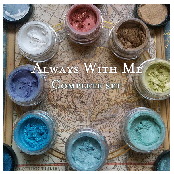 An eyeshadow collection inspired by 'Spirited Away!'