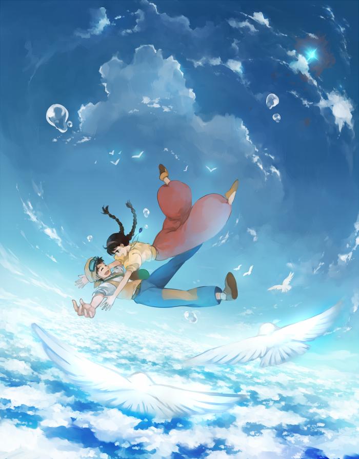 laputa___cloud_ocean_by_feeshseagullmine-d6gzon4