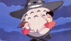 My Neighbor Totoro poster (US 1993)