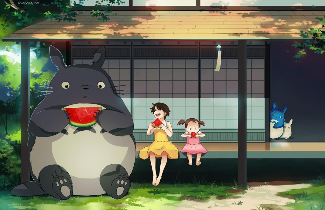 my_neighbour_totoro_by_aquarius_chan-d57el7u