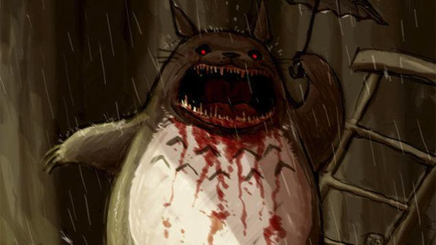 The Scary Theory That Totoro Is The God of Death