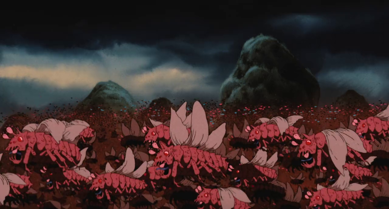 Over 80 Desktop Backgrounds From Nausicaa Valley Of The Wind