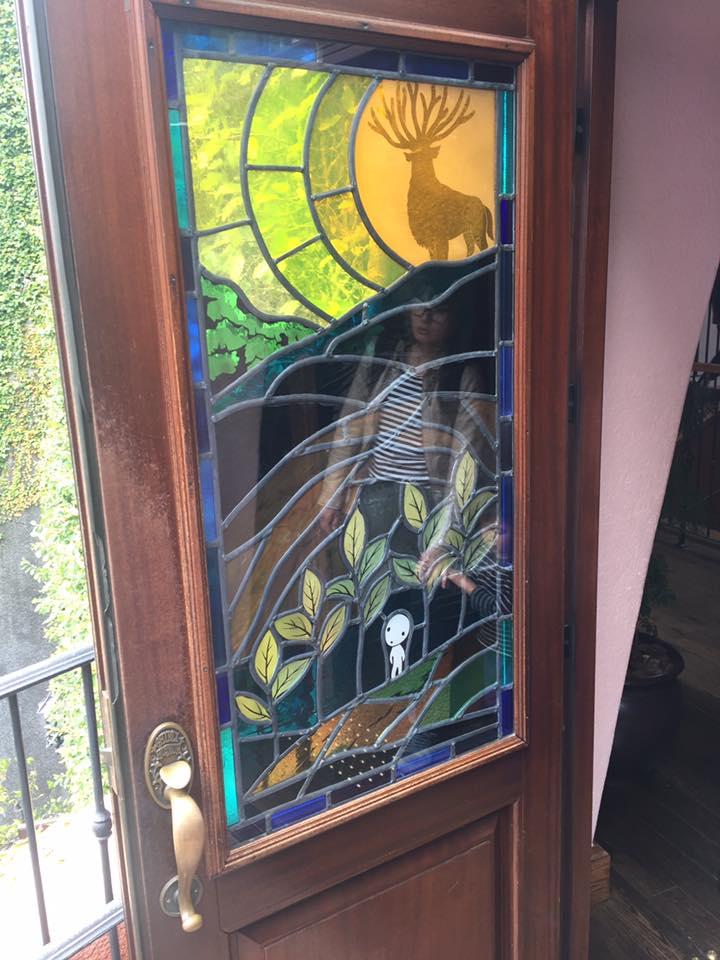 ghibli-stained-glass-door-mononoke-2