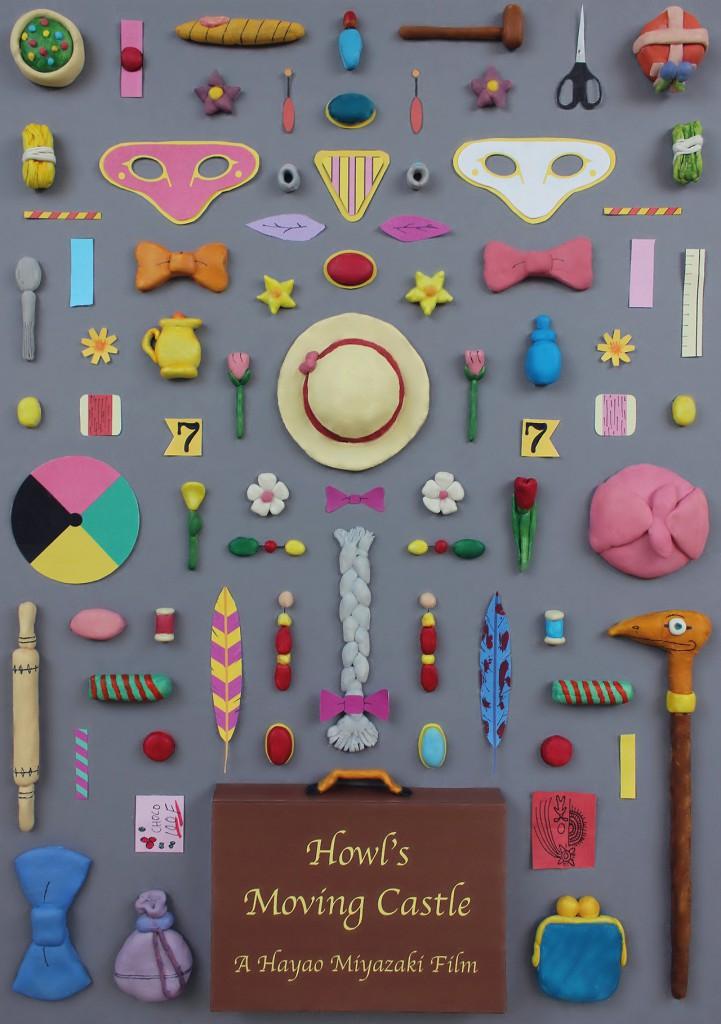 Hayao Miyazaki-Howl's Moving Castle Important Items