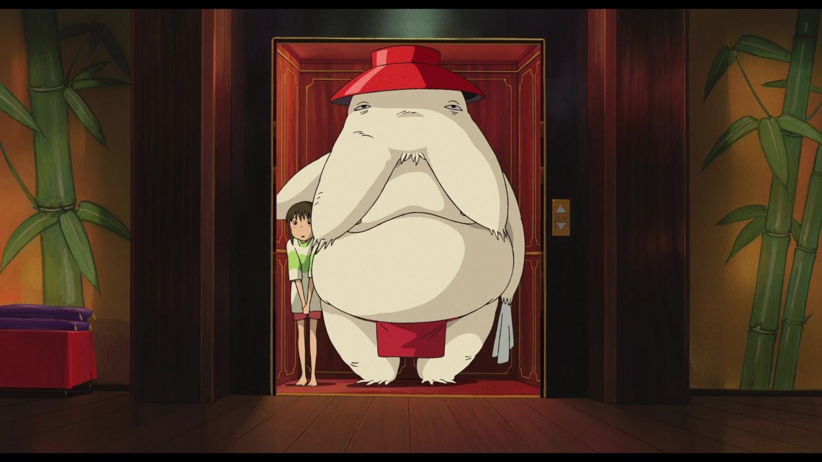 A Play Of Spirited Away My Neighbor Totoro