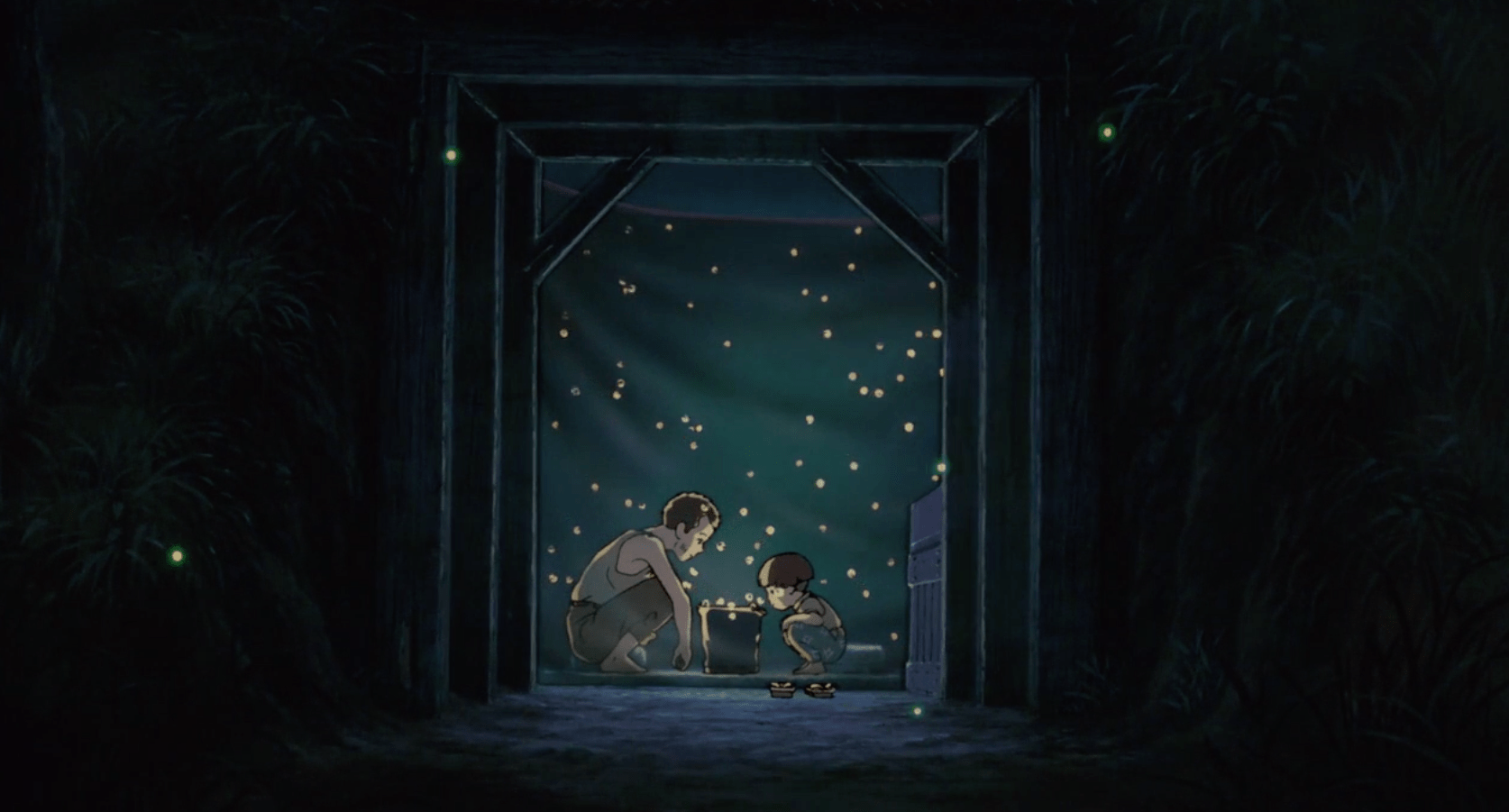 grave of the fireflies review  1998