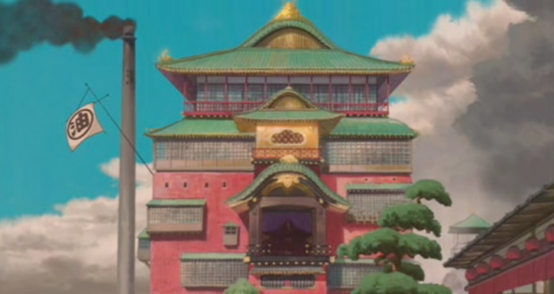 The Best Little Whorehouse In Japan The Dark Side Of Spirited Away 2001