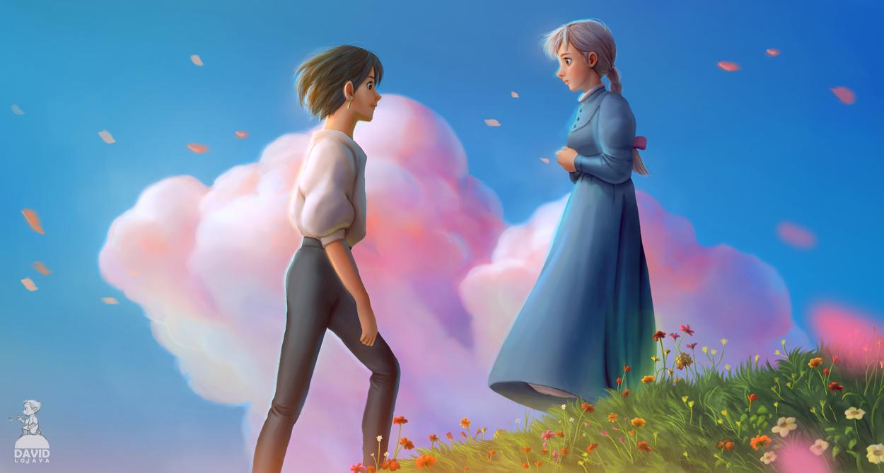 Ghibli S Hd Fan Art
