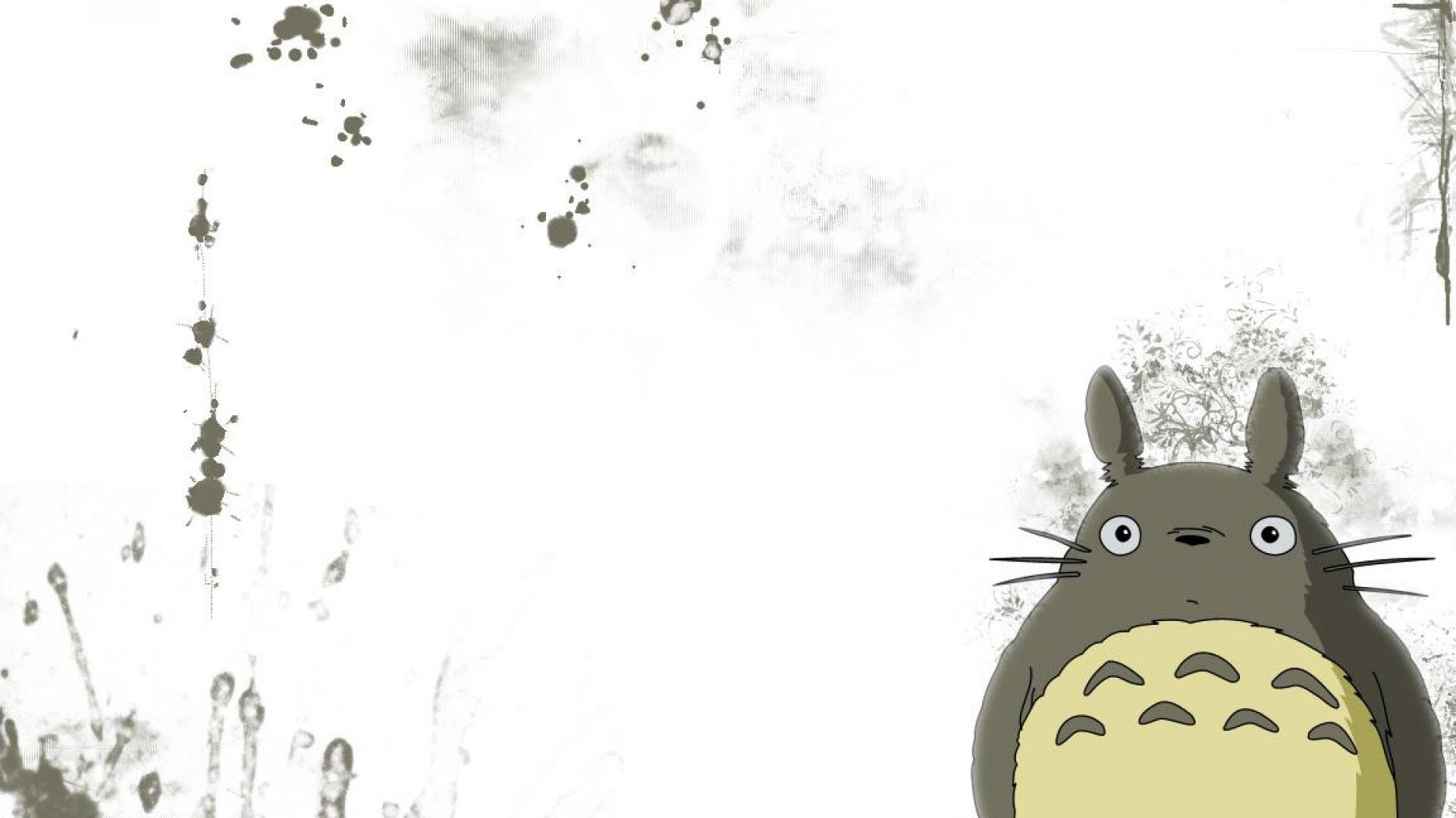 A Selection Of Totoro Backgrounds Wallpapers In Hd