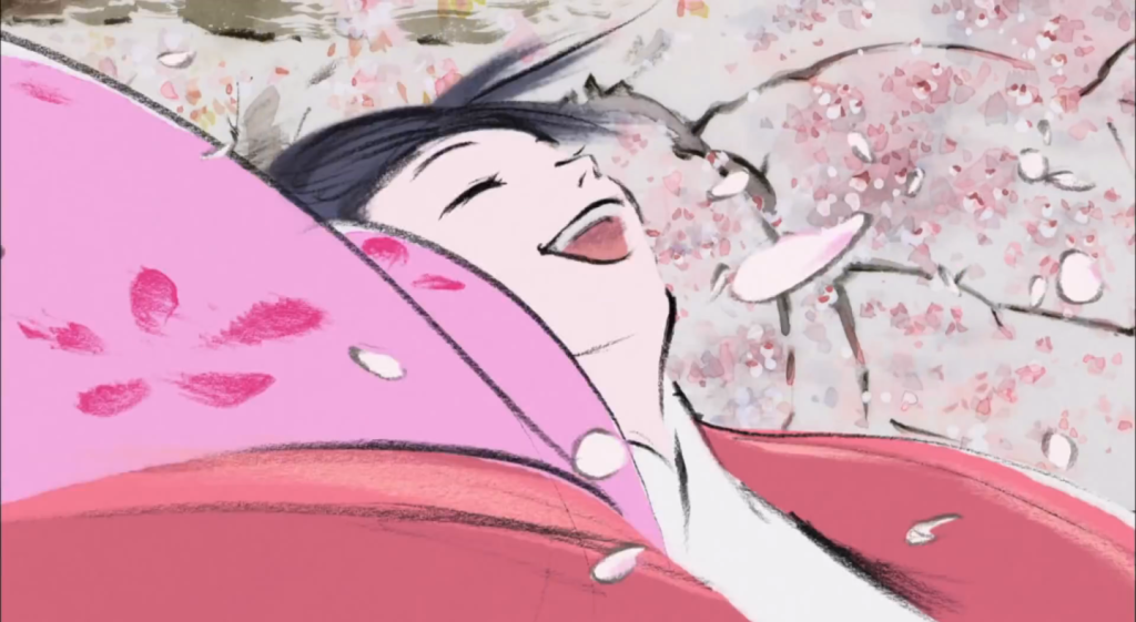 princess-kaguya-laughing