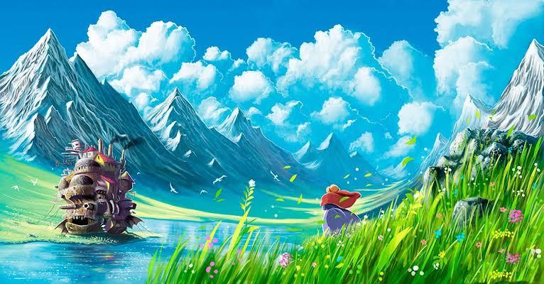 Studio Ghibli Wallpapers Archives Studio Ghibli Movies