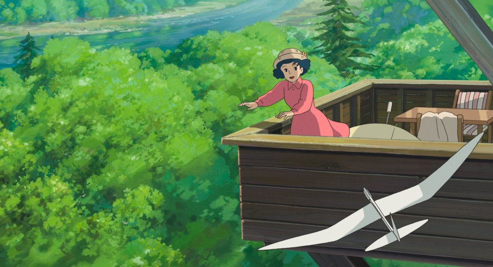 What Do You Think Japanese Boy Is The Wind Still Rising Studio Ghibli Movies